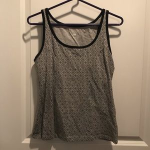 Hanes Athletic Work Out Tank Top